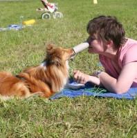 Einfach mal herumalbern – Spieltipps für Hund & Mensch