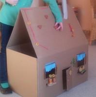 Knusperhäuser und Pappkameraden