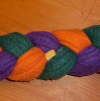 Geschenktipp! Zergel- und Suchspielzeug aus Fleece