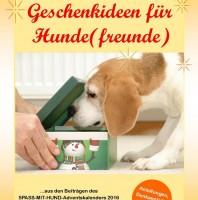 Geschenkideen für Hunde(freunde) – das eBook zum Download